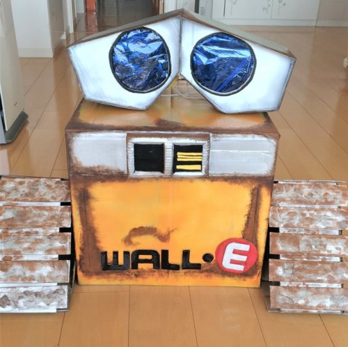 WALLE ウォーリー 手作り