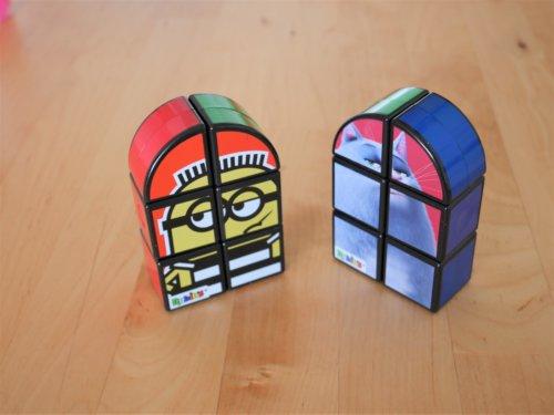 ハッピーセットのルービックキューブ