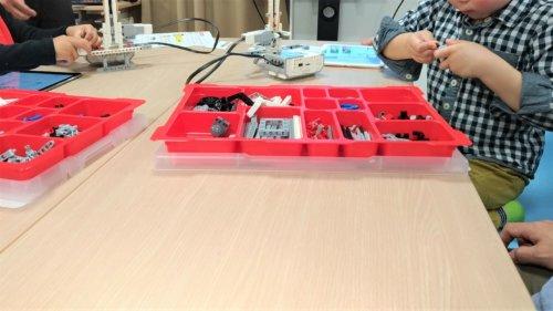 プログラミング レゴ